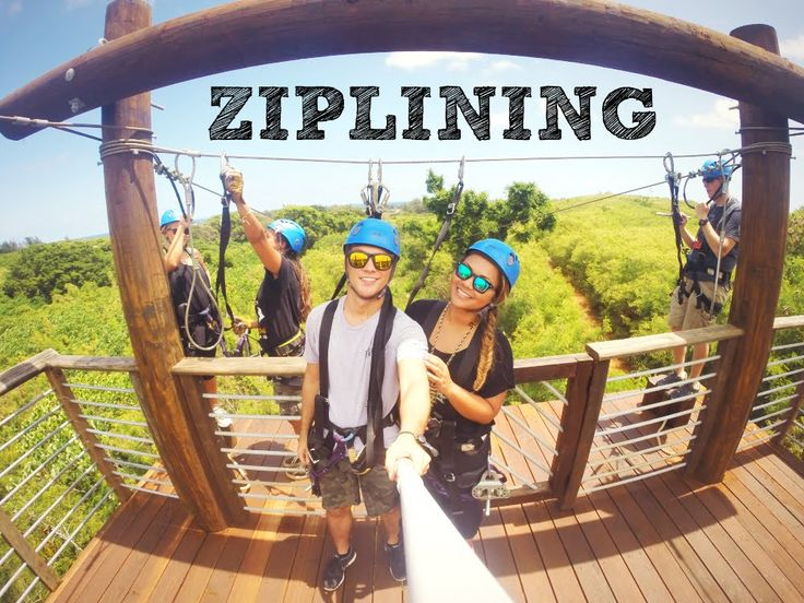 Ziplining Tour in Keana Farms (ClimbWorks) Kahuku, Hawaii - http://live.discoverhawaiinetwork.com/activities/zipline/ziplining-tour-in-keana-farms-climbworks-kahuku-hawaii/