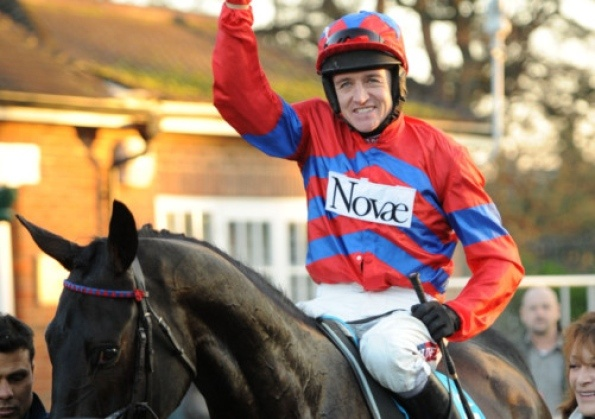 Sprinter Sacre & jockey Barry Geraghty