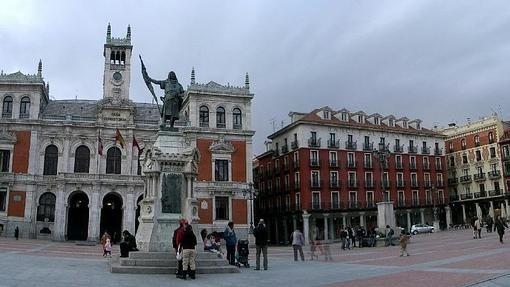 Fue la capital de España entre 1601 y 1606 y aún hoy lo es de la buena vida