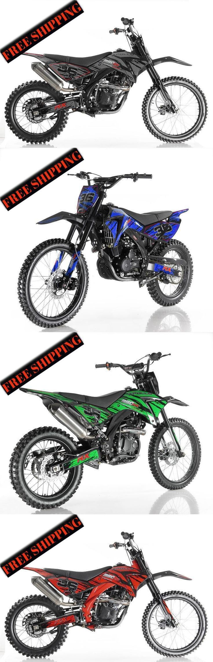 motorcycles And scooters: 2017 Other Makes Apollo Dirt Bike 250 New Apollo Dirt Bike 250 Cc For Sale Full Size Off Road Dirt Bike 250Cc Sale New -> BUY IT NOW ONLY: $1549 on eBay!