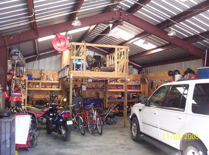 The 25 best metal garage kits ideas on pinterest garage for 20 x 25 garage kits