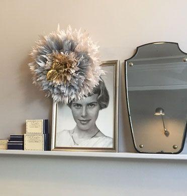 No.10 Edith Hegedüs. My dear and talented friend Marianne Eriksen Scott-Hansen makes the most beautiful paper flowers for my shop. Look for more at her Instagram: marianneeriksenscotthansen