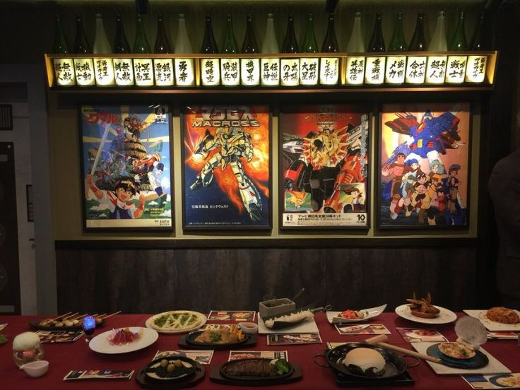 Learn about If You Like Mecha Anime And Booze This Tokyo Pub Is For You http://ift.tt/2iiviRO on www.Service.fit - Specialised Service Consultants.
