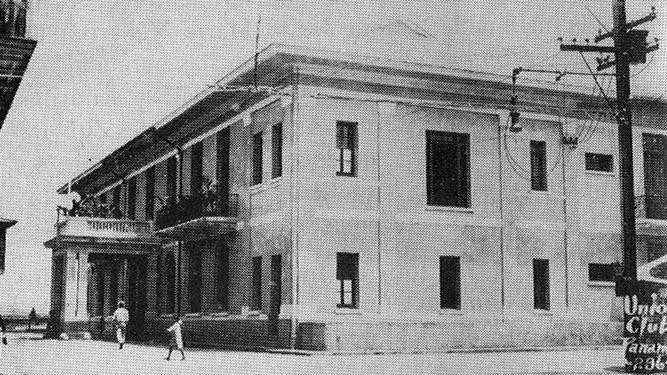 Aquella sede versallesca del Club Unión