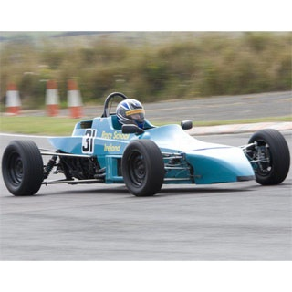 Formula Plus - Motor Racing Lesson at Race School Ireland - This is a driving experience of a lifetime – drive a single seater Formula Ford racing car on the fast purpose-built Kirkistown Race Circuit.