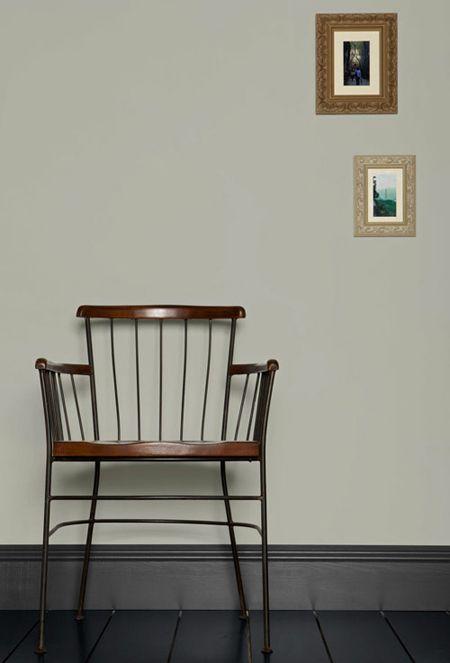 Editor Paint Pick: Lamp Room Gray