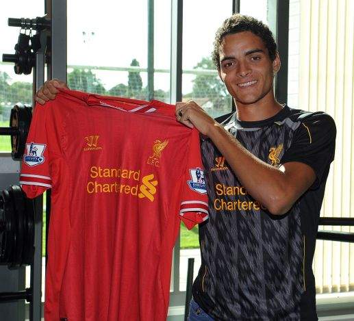 Liverpool have completed the signing of Tiago Ilori from Sporting Lisbon.
