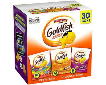 Enter to win a Pepperidge Farm Goldfish Variety Pack giveaway! @ http://swee.ps/cwVDDScBs