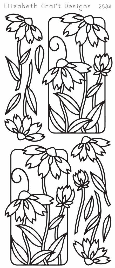 Elizabeth Craft Designs PeelOff Sticker 2534B by PNWCrafts, $1.99