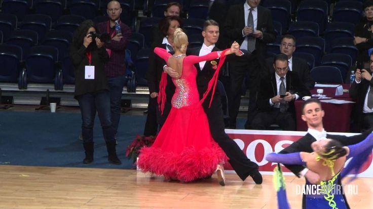 Dmitry Zharkov - Olga Kulikova, RUS, 1/8 Tango