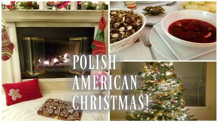POLISH AMERICAN CHRISTMAS, POLSKIE ŚWIĘTA W USA