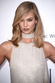 Karlie Kloss Medium Straight Cut