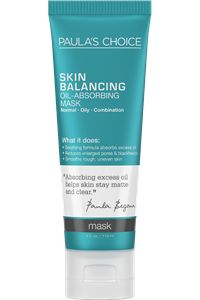 Pinning so I don't forget what I need!   Skin Balancing Oil-Absorbing Mask #paulaschoice #fragrancefreeproducts #crueltyfreeproducts