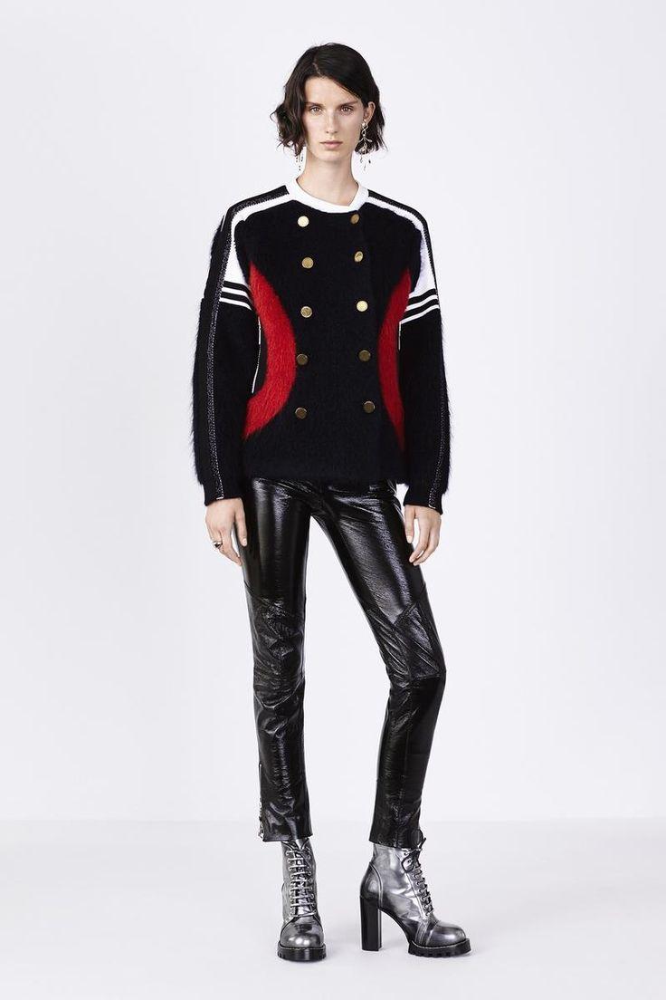 The Incongruous: Красно-черные ночи от Louis Vuitton Lookbook fall ...