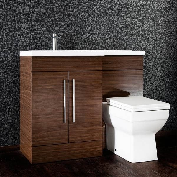25 best ideas about toilet and sink unit on pinterest for Bathroom l shaped vanities