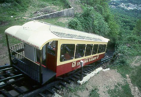 Incline Railway, Chattanooga, Tennessee
