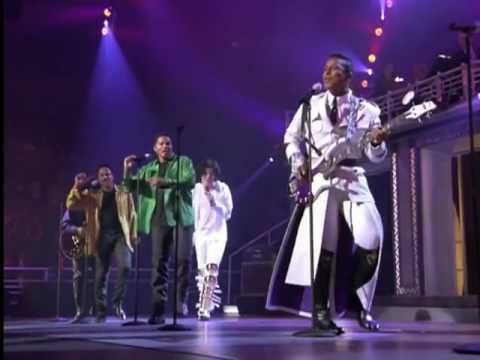 The Jacksons   Jacksons Live at Madison Square Garden,