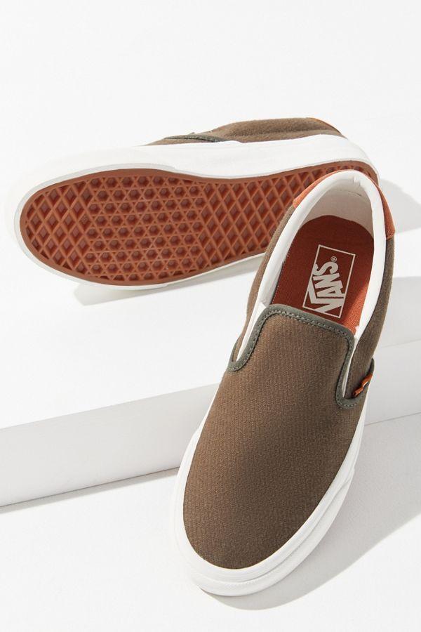 Vans Flannel Slip-On 59 Cup Sneaker | Sneakers, Slip on, Vans