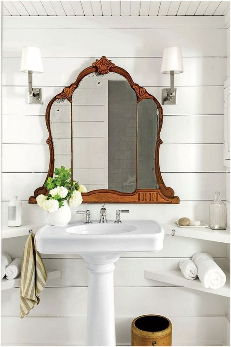 Bathroom Victorian Mirrors Uk On A Bud Modern To From