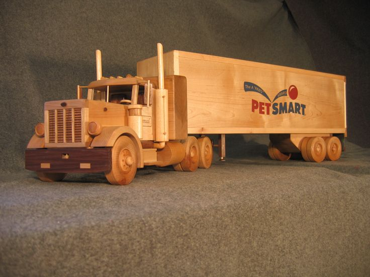 wooden toy trucks - Google Search