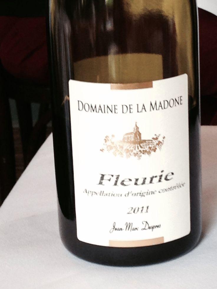 Good fruity wine.