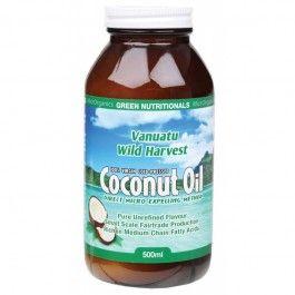 Vanuatu Wild Harvest Coconut Oil