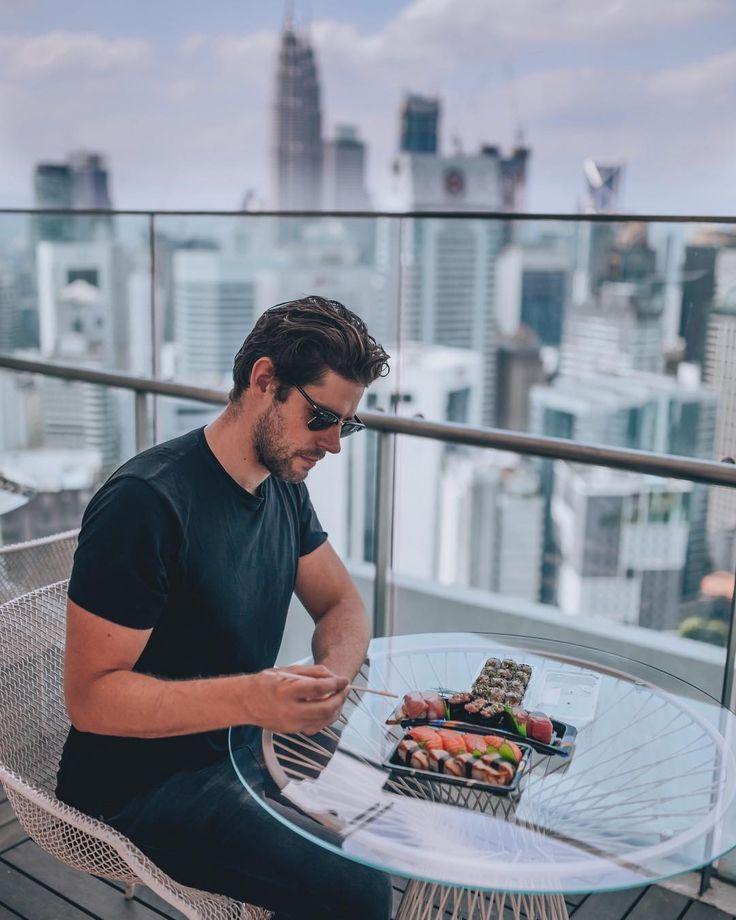 Kuala Lumpur had some amazing things to offer food wise! Especially enjoyed eating fresh sushi  on the roof top of the Lanson Place  . . . . . #kualalumpur2017 #malaysianfood #malaysianig #sushis #sushiroll #sushibar #sushiday #travelog #travelvlog #travelingram #travelmalaysia #travelasia #ig_travel #ig_malaysia #youtubechannel #youtuberlife #youtuberlife #vloggers #travelvlogger #canonphotographer #menwith #menwithtaste #iamatraveler