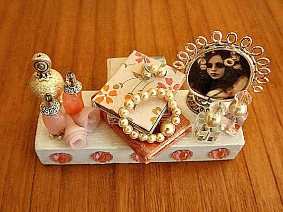 Madame Tristesse  miniatura decorativa dedicata di PiccoliSpazi