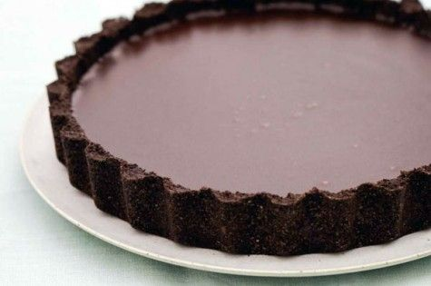 chocolate-tart Nigella Lawson