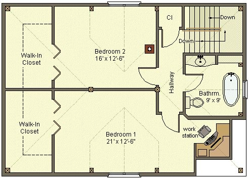 The Glenmont 3 Bedroom House Plan Post And Beam Building