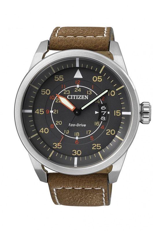 AW1360-12H - Citizen Eco-Drive heren horloge