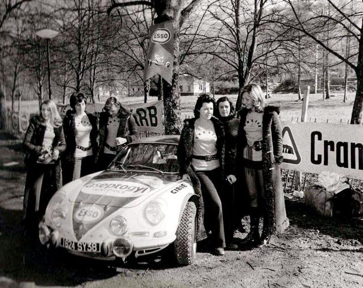 Rallye Neige et Glace, 1971