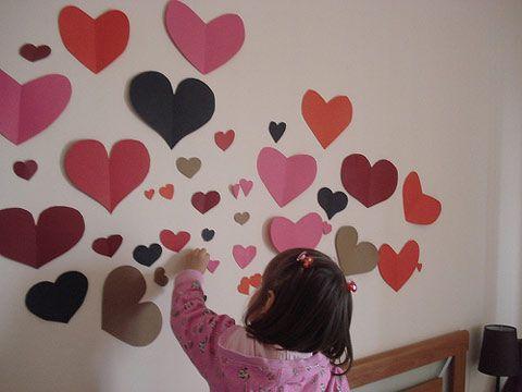 1000 images about 14 de febrero san valent n on pinterest - Manualidades de decoracion ...