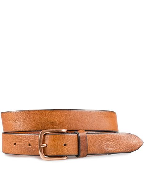 Belt Male - Sdlr - Cognac - Accessoarer Övrigt - Accessoarer - Man - NlyMan.com