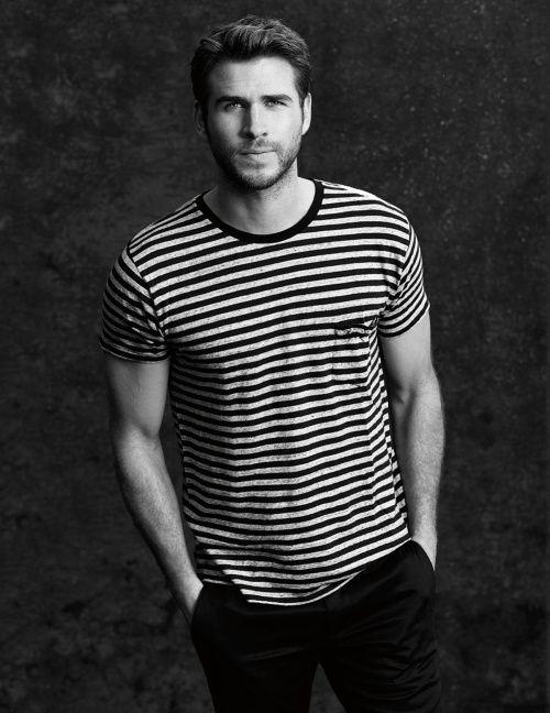 Liam Hemsworth for Legend Magazine - more on thatboystyle.com