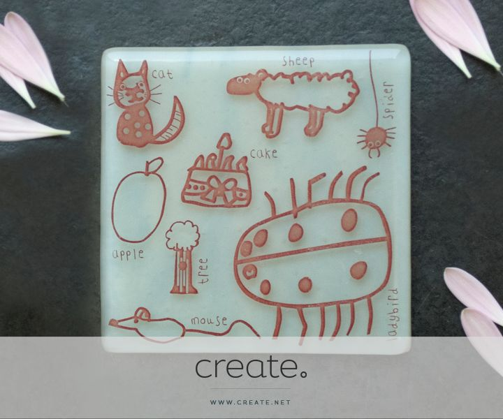 "WIN a beautiful glass coaster, fused with a drawing of your choice, from Lyana Glass Design with this week's #FreebieFriday.  ""Preserve a drawing forever"" with this unique gift - perfect for #MothersDay  To be entered in our Prize Draw comment on the Facebook link below: https://www.facebook.com/create/photos/a.273452067804.152533.186571552804/10152626639312805/?type=1&theater #mothersday #love #gift #present #drawing #child #daughter #son #grandma #niece #nephew #glassart #lyanaglass…"