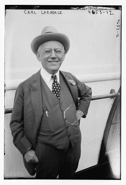 Carl Laemmle in 1918.jpg  founder of universal studios