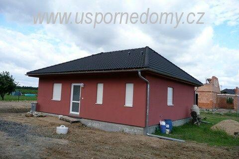 Rodinný dům, dřevostavba Largo 98 – bungalov