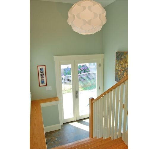 Split Foyer Windows : Best images about making my home split entry addition