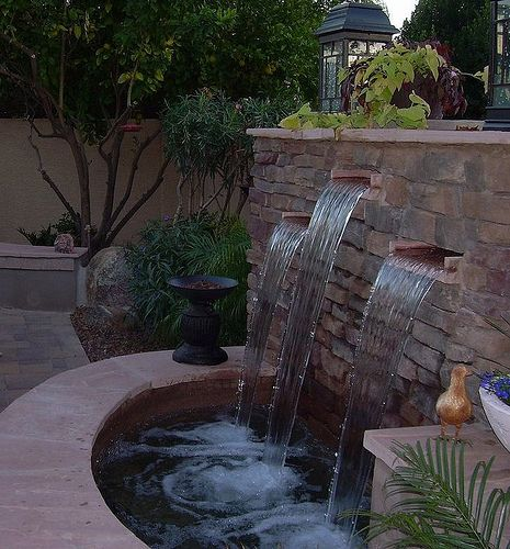 17 best images about water feature on pinterest gardens for Arizona pond and pool company