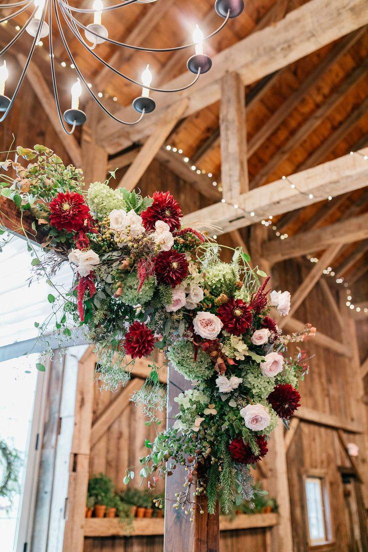 Elegant Fall Rustic Wedding