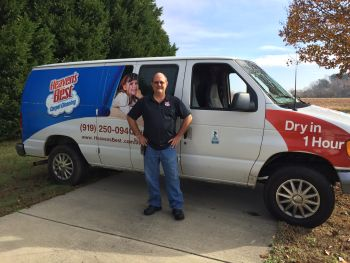Meet Owner/Operator Curtis Stevens, Your Local Heaven's Best Carpet Cleaner Raleigh NC