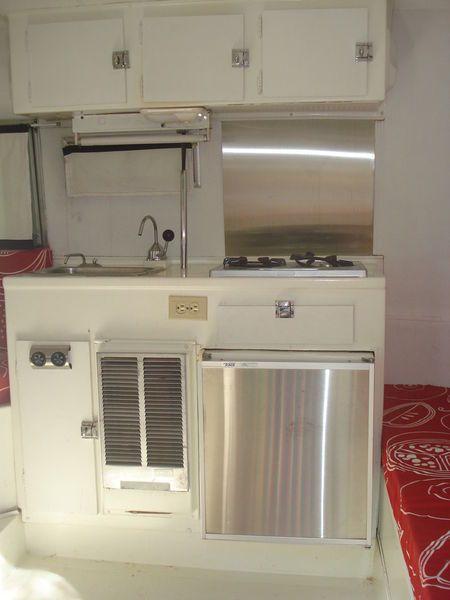 Ivory And Steel Boler Interior Bolers Campers Caravans