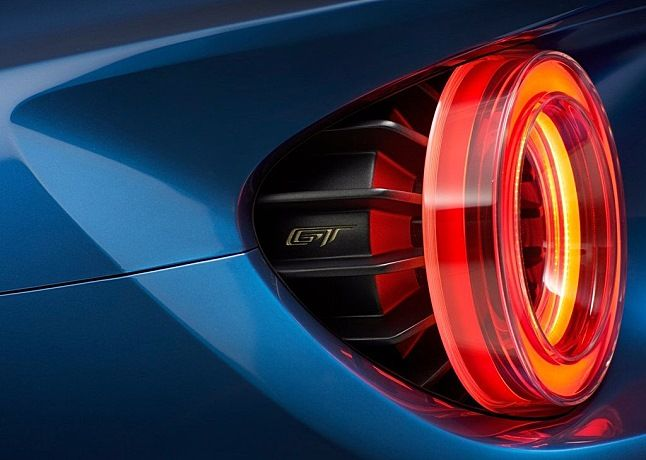 new ford GT 2015