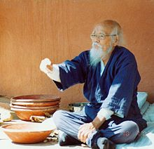 Natural farming is an ecological farming approach established by Masanobu Fukuoka (1913–2008), a Japanese farmer and philosopher who described his way of farming as 自然農法 (shizen nōhō) in Japanese