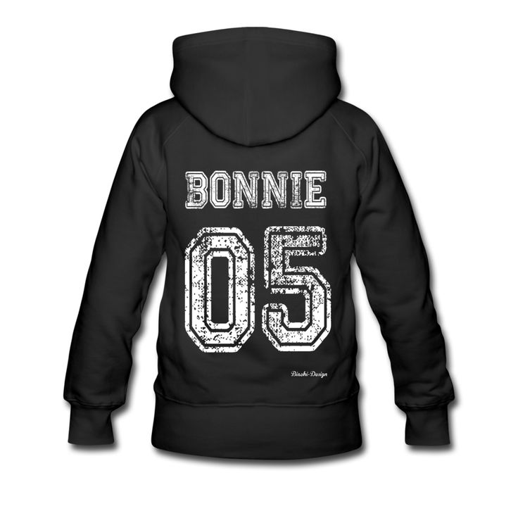 Frauen Hoodie Bonnie Partner Pulli - Frauen Premium Kapuzenpullover