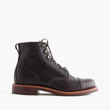 J.Crew+-+Original+Chippewa®+for+J.Crew+cap-toe+boots