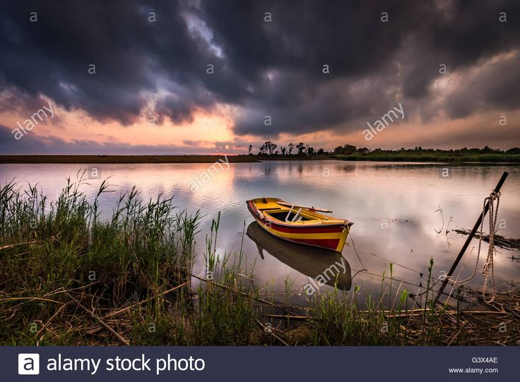 Download this stock image: Αfter the storm - G3X4AE from Alamy's library of millions of high resolution stock photos, illustrations and vectors.