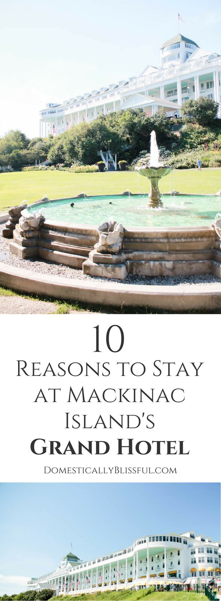 10 Reasons To Stay At Mackinac Island S Grand Hotel Grand Hotel Mackinac Island Mackinac Island Mackinac Island Michigan