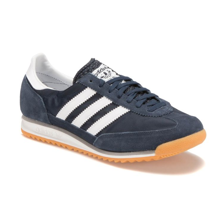 adidas SL 72 Lacivert Erkek Sneaker - Sneaker - Spor Ayakkabı - Erkek